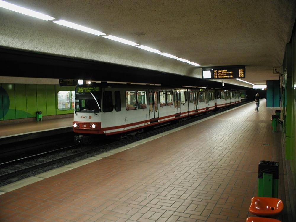 Dortmund stadtbahn - Stadtgarten dortmund ...
