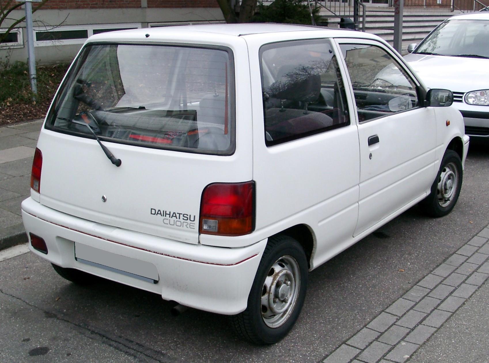 Daihatsu mira l200 series vanachro Gallery