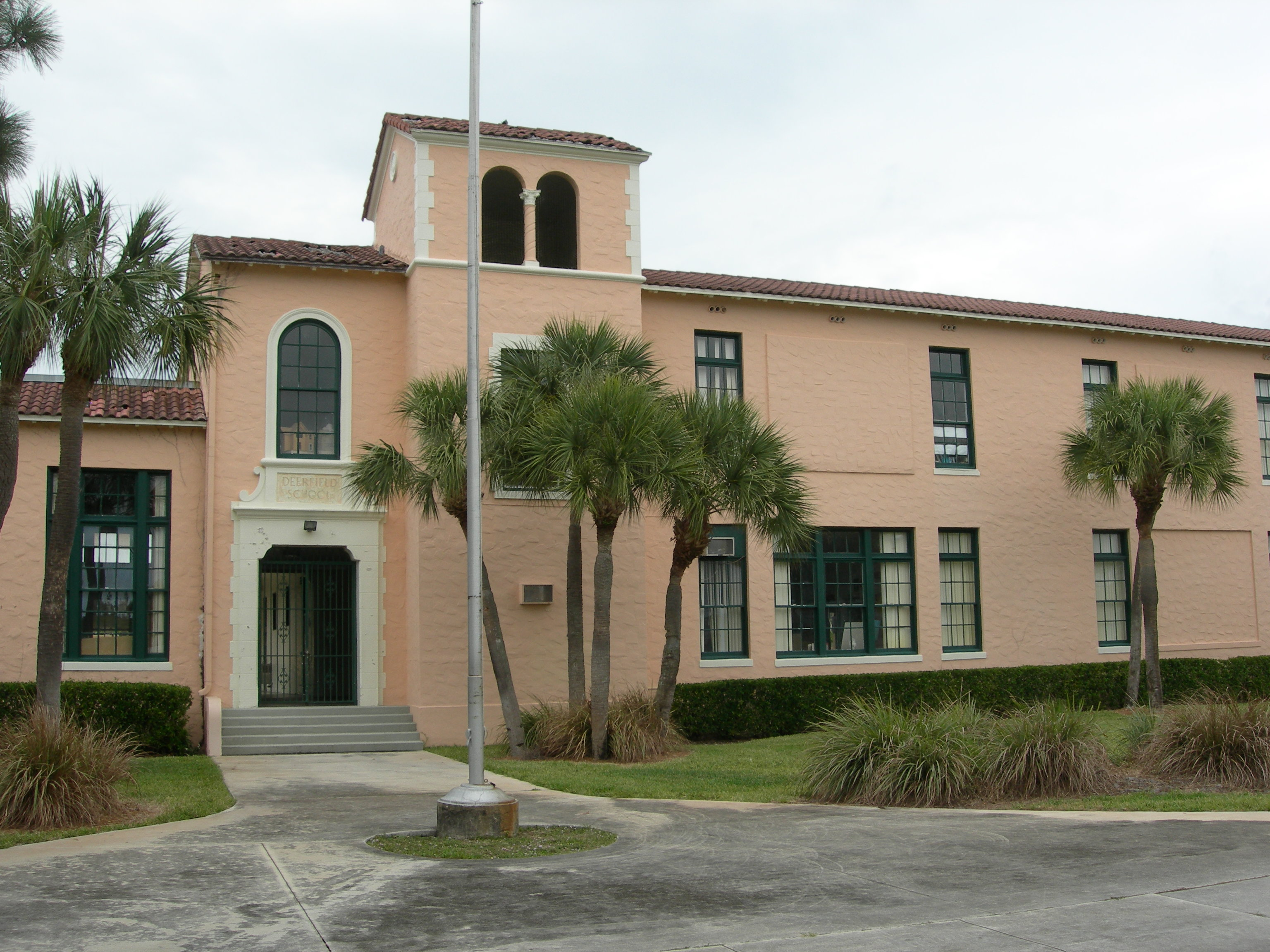 Deerfield Percy White Library Deerfield Beach Fl