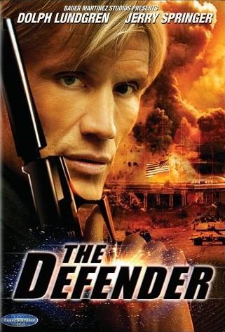 The defender (la sentinelle) Defender2004dvd
