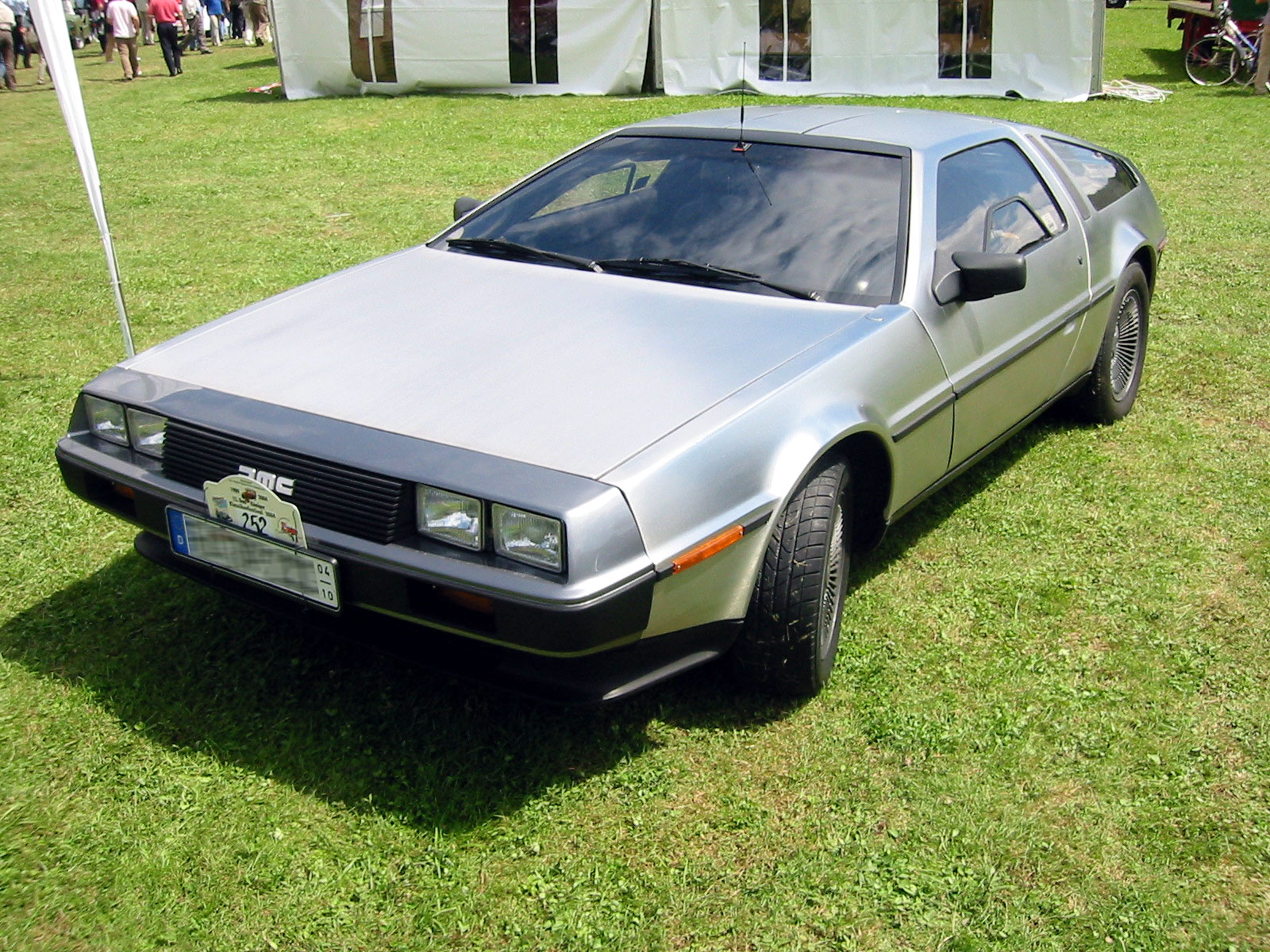 Delorean motor company wikipedia autos post for Frederick subaru motor company