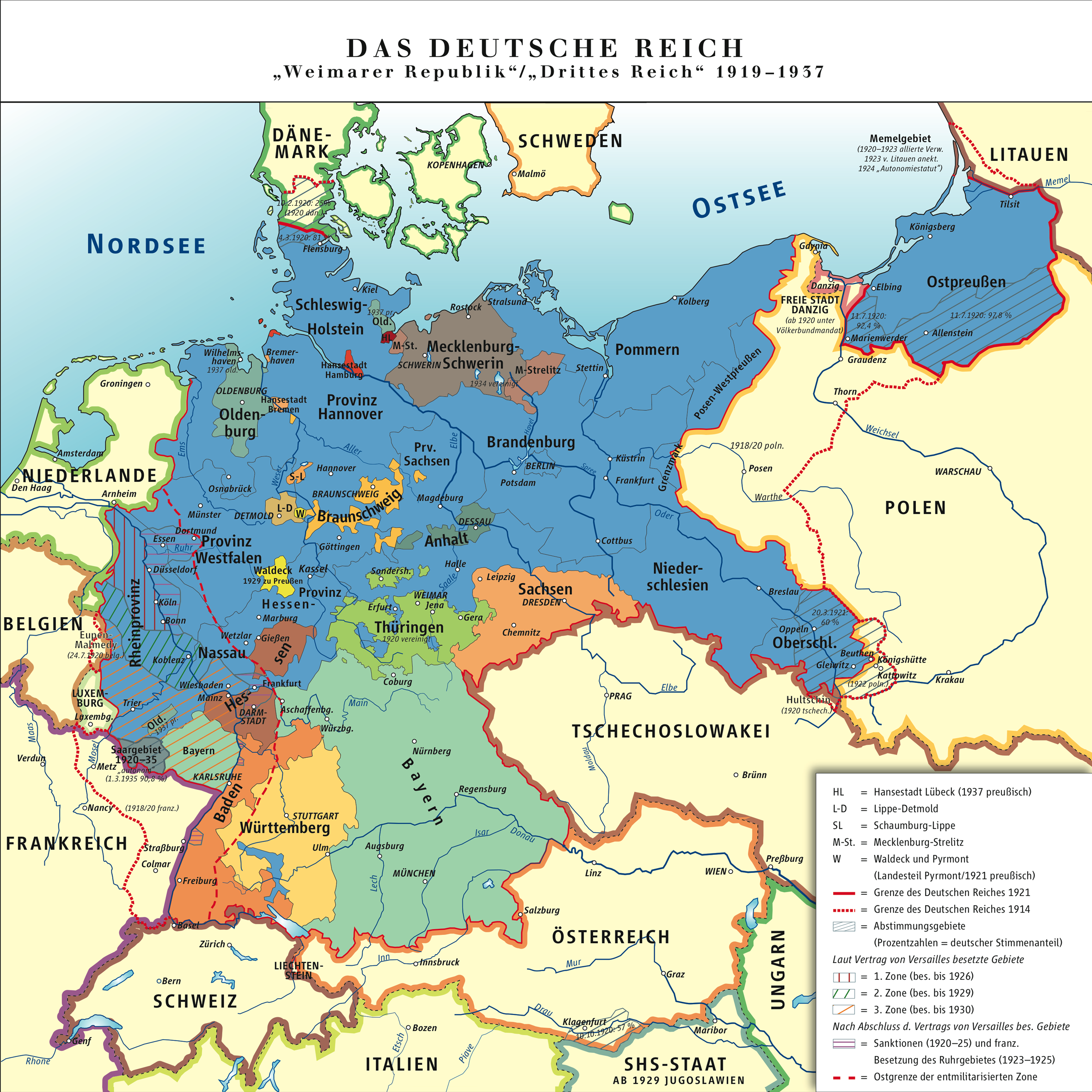 the weimar republic Offentl gesundheitswes 1989 may51(5):213-21 [public health service in the  weimar republic and in the early history of west germany] [article in german.