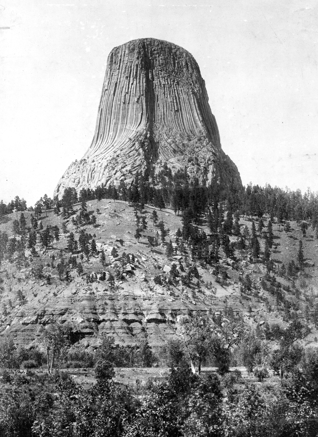 Hulett (WY) United States  city pictures gallery : Devils Tower National Monument