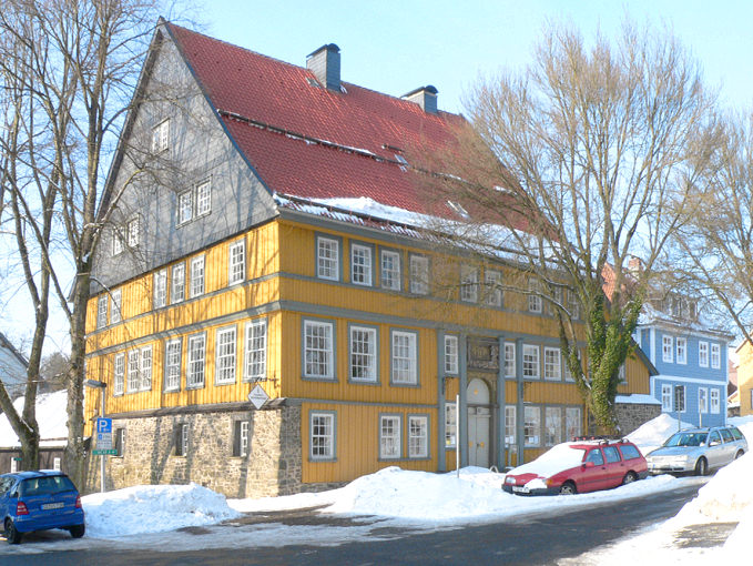 clausthal zellerfeld milf personals Clausthal-zellerfeld: 37 renovated half-timbered house dating back to the 18th century in the centre of the the property may pay bookingcom a bit more.