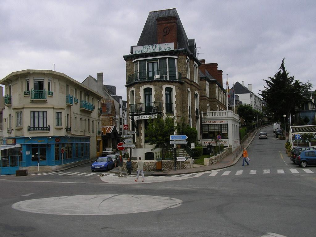 Hotel De L Ecluse