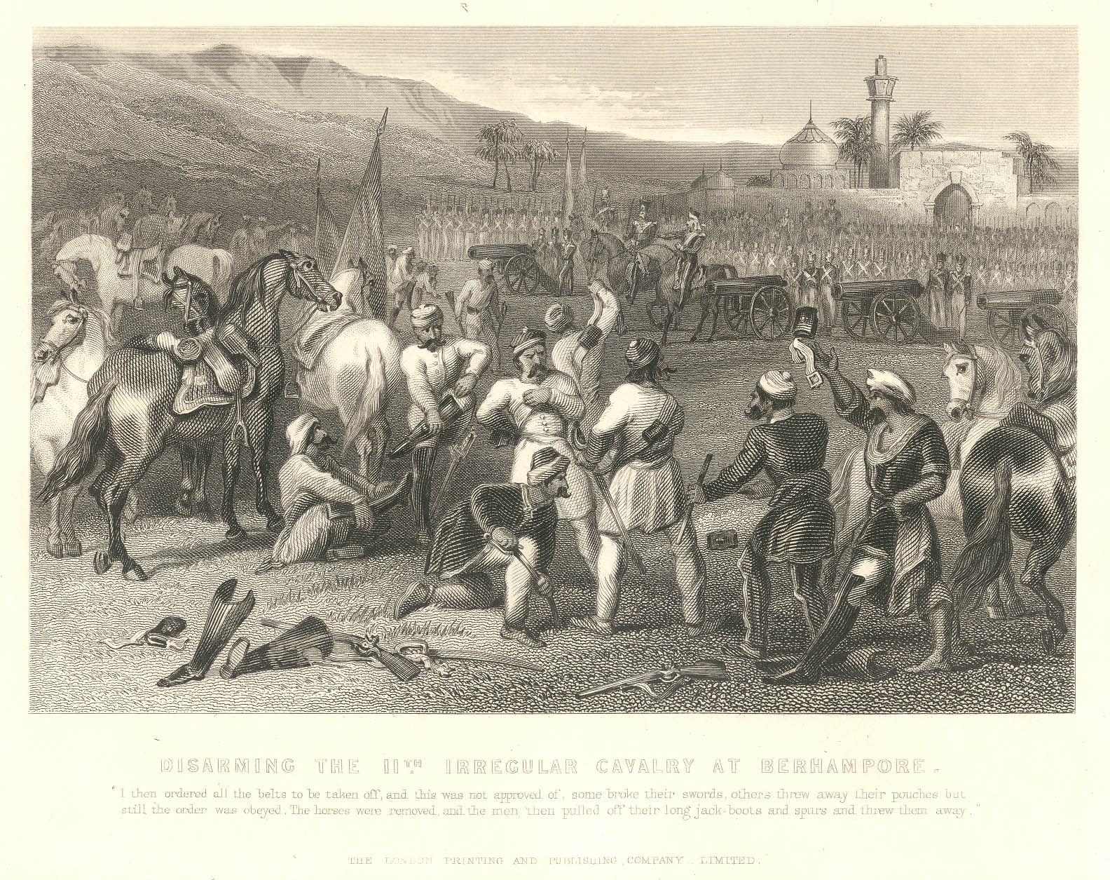 a history of the indian uprising of 1857 'scholars and general readers attentive to comparative colonial history,  particularly concerning the relationship between the state and the colonized, as  well as.