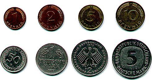 stare njemačke marke