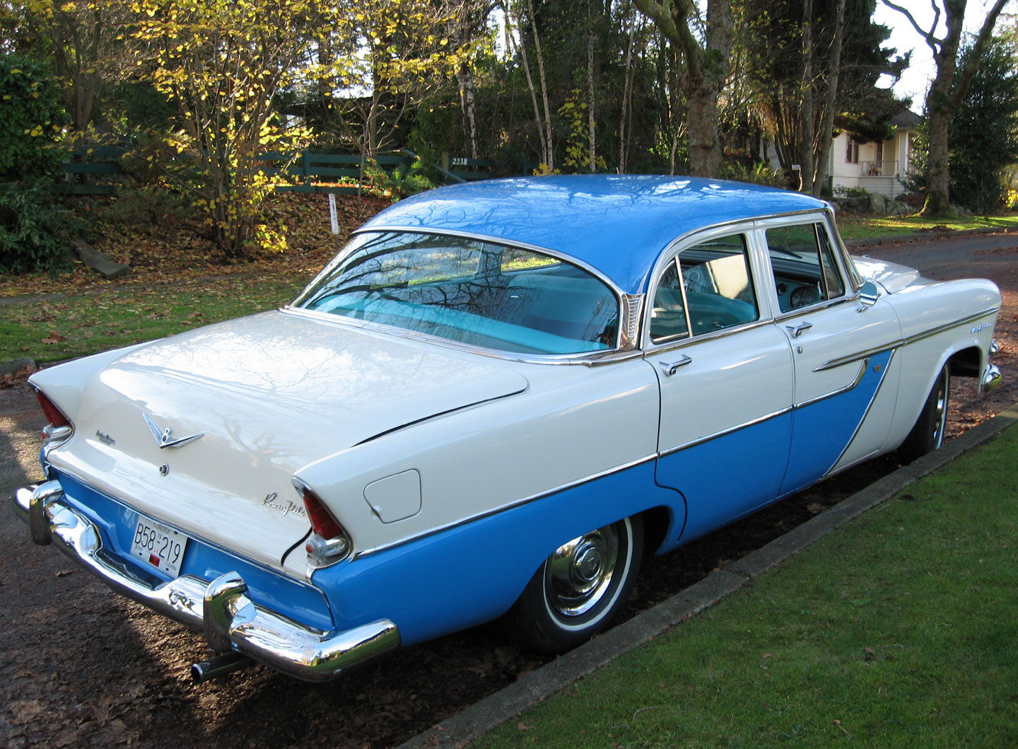 Dodge mayfair for 1955 dodge coronet 4 door