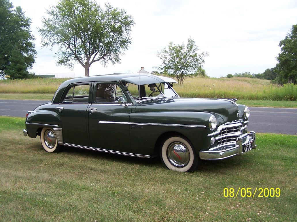 Dodge coronet for 1949 dodge 2 door sedan