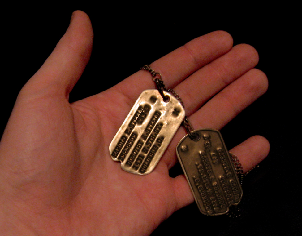 Marine Corps Dog Tags For Pets