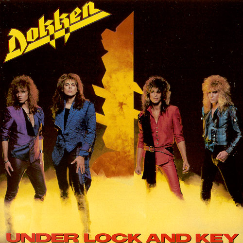 critiques d'albums - Page 3 Dokken_-_Under_Lock_and_Key