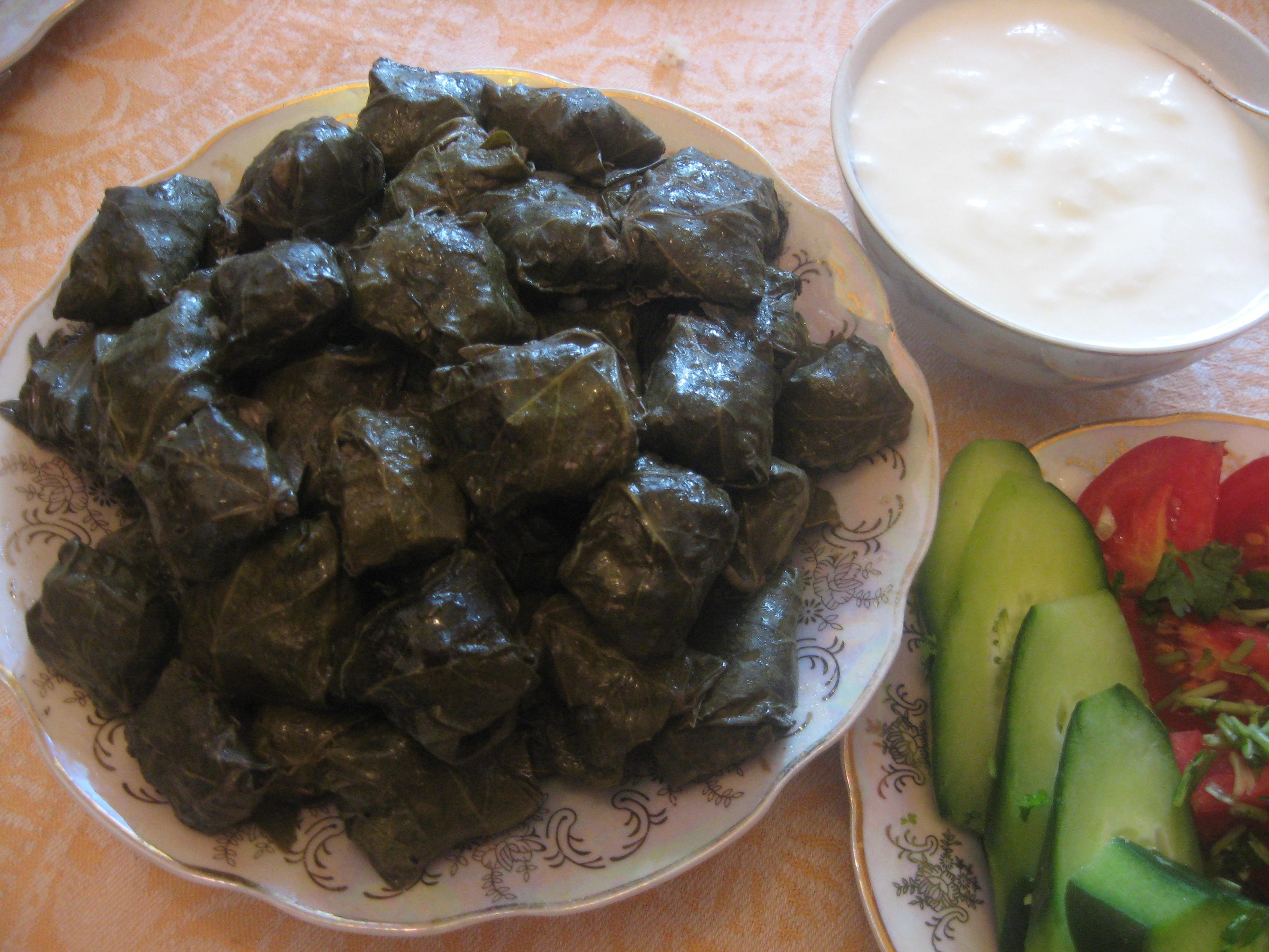... dolma azerbaijani georgian dolmas azerbaijani cuisine dolma dolma