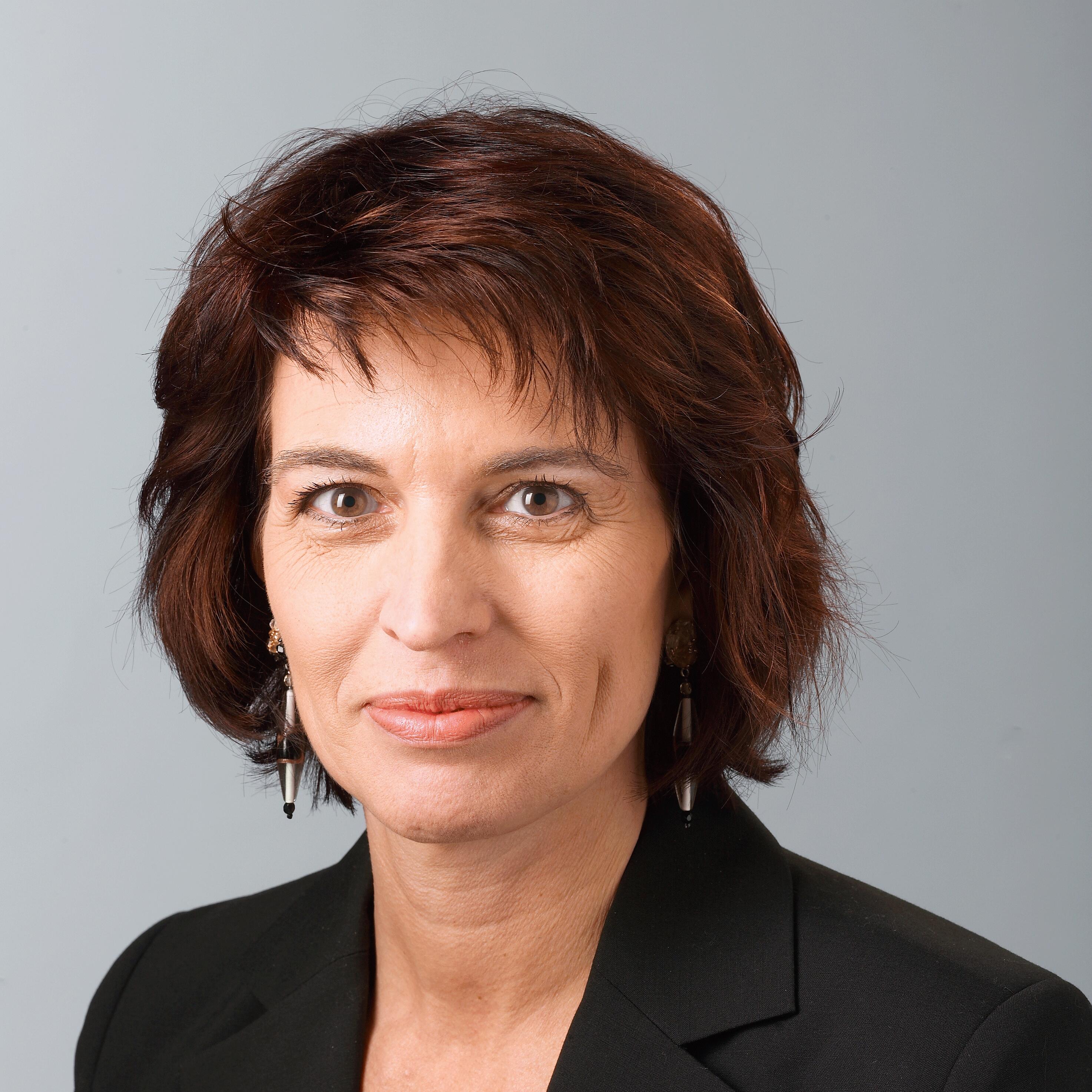 Doris Leuthard est la nouvelle présidente de la Suisse.