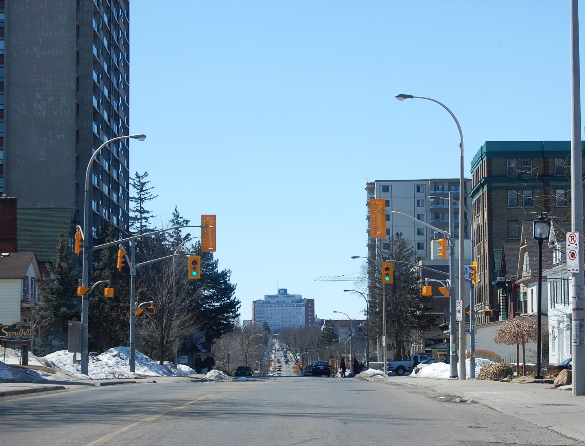 Queen St S Kitchener
