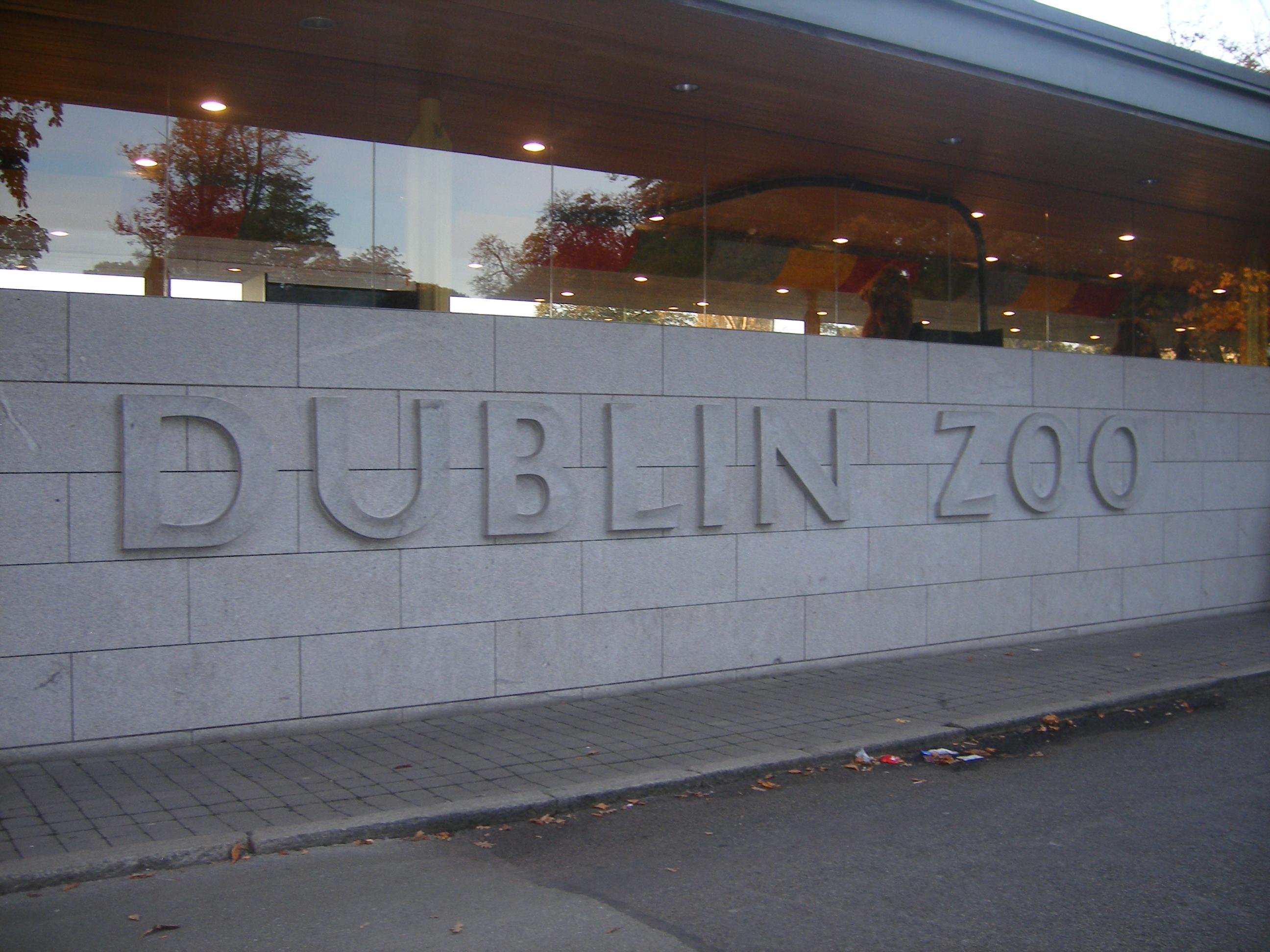 Dublin Zoo History