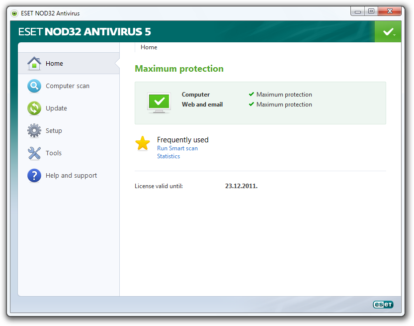 ESET Smart Security 5.0.95.5 Final Rus + RePack.