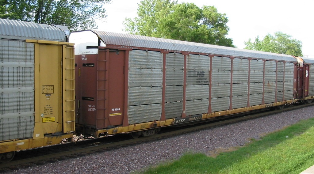 6 Passenger Vehicles >> Glossary of rail terminology