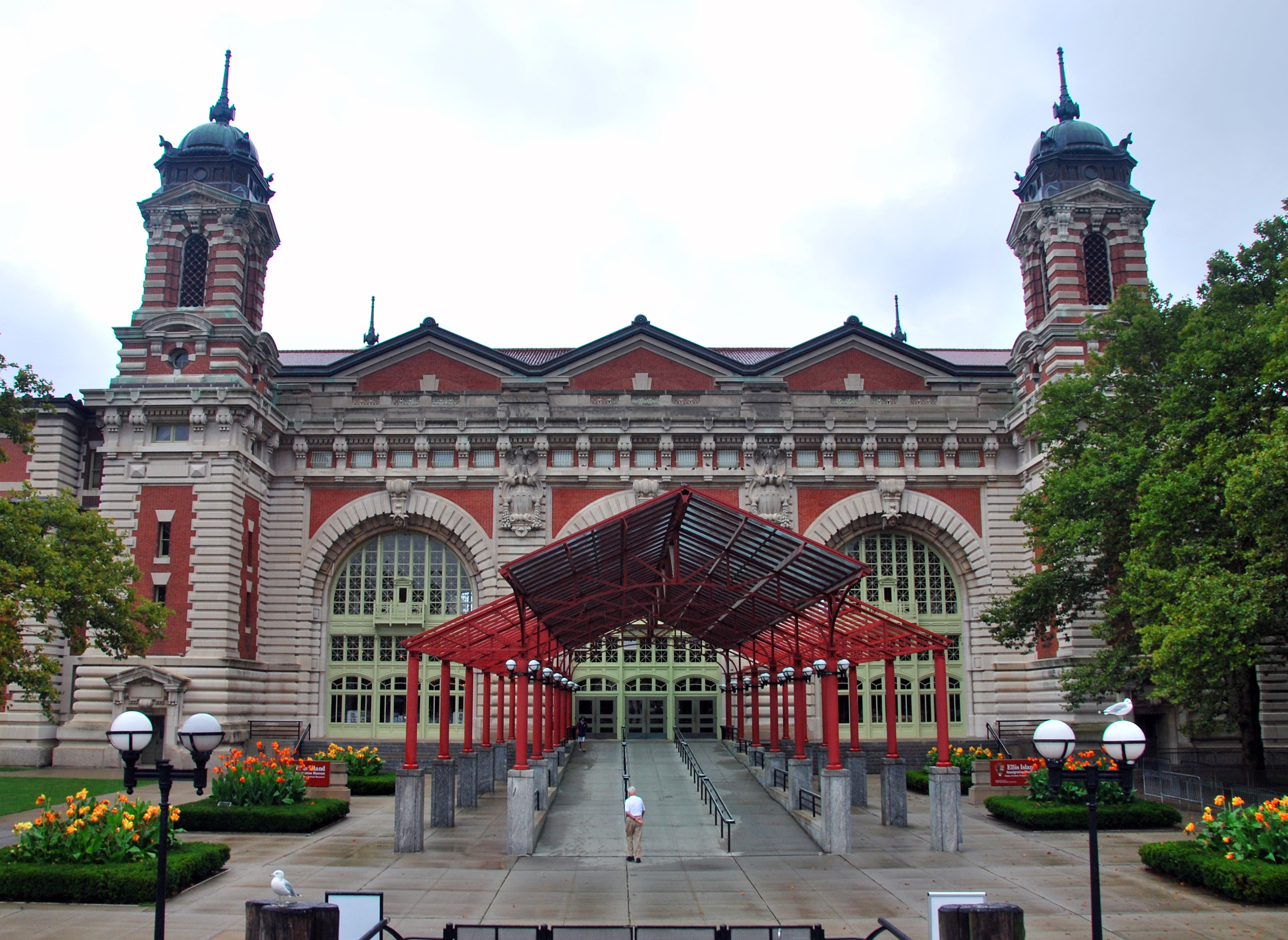 Ellis Island Restoration