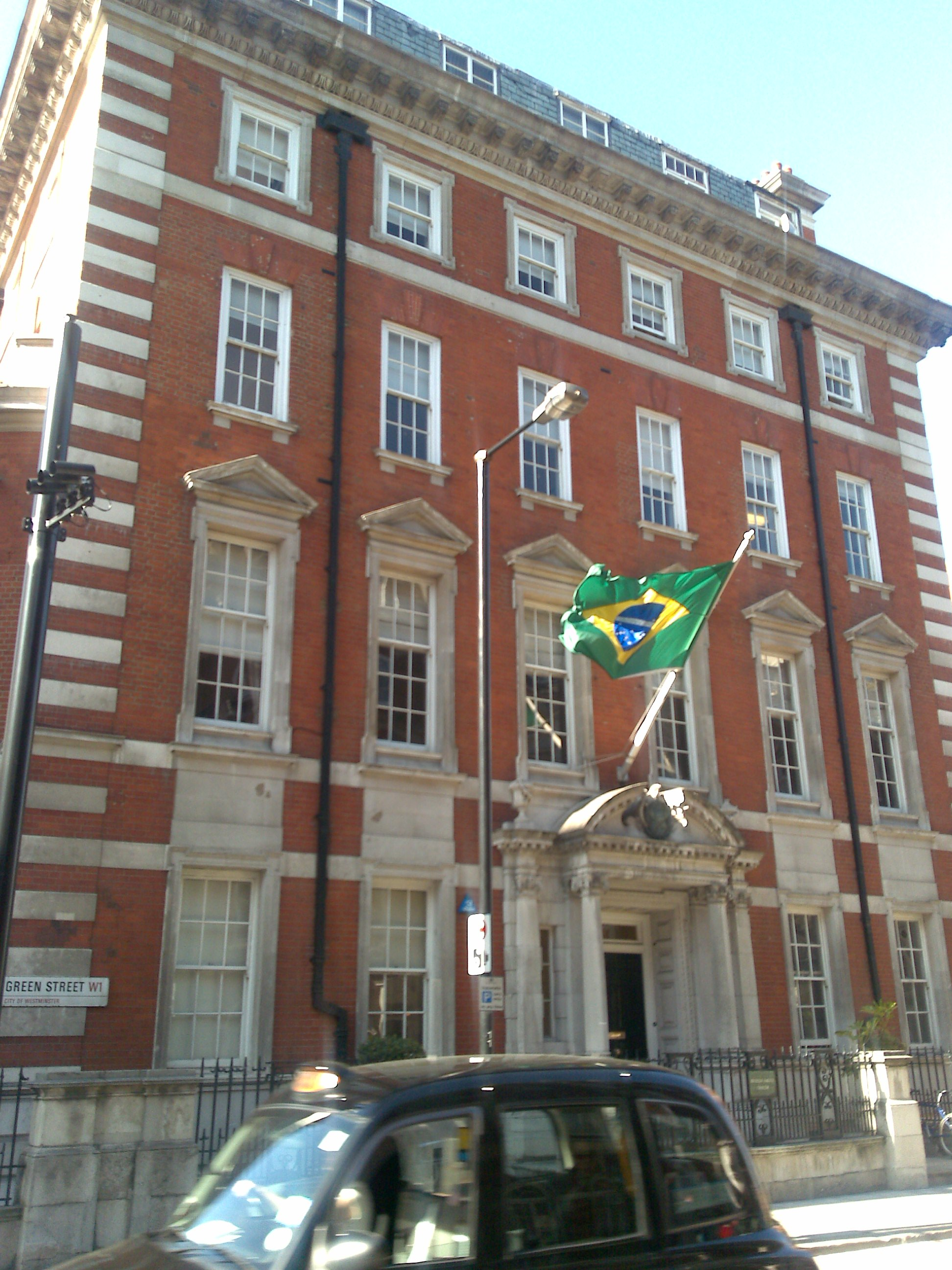 List of diplomatic missions of brazil for The consulate