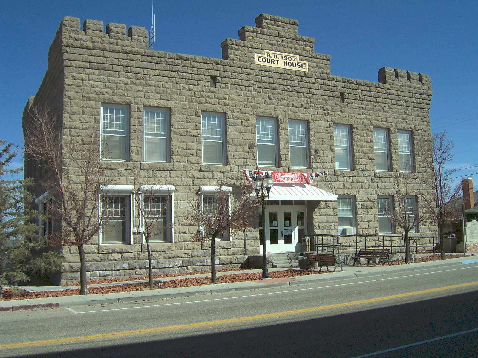 National Register Of Historic Places Listings In Nevada