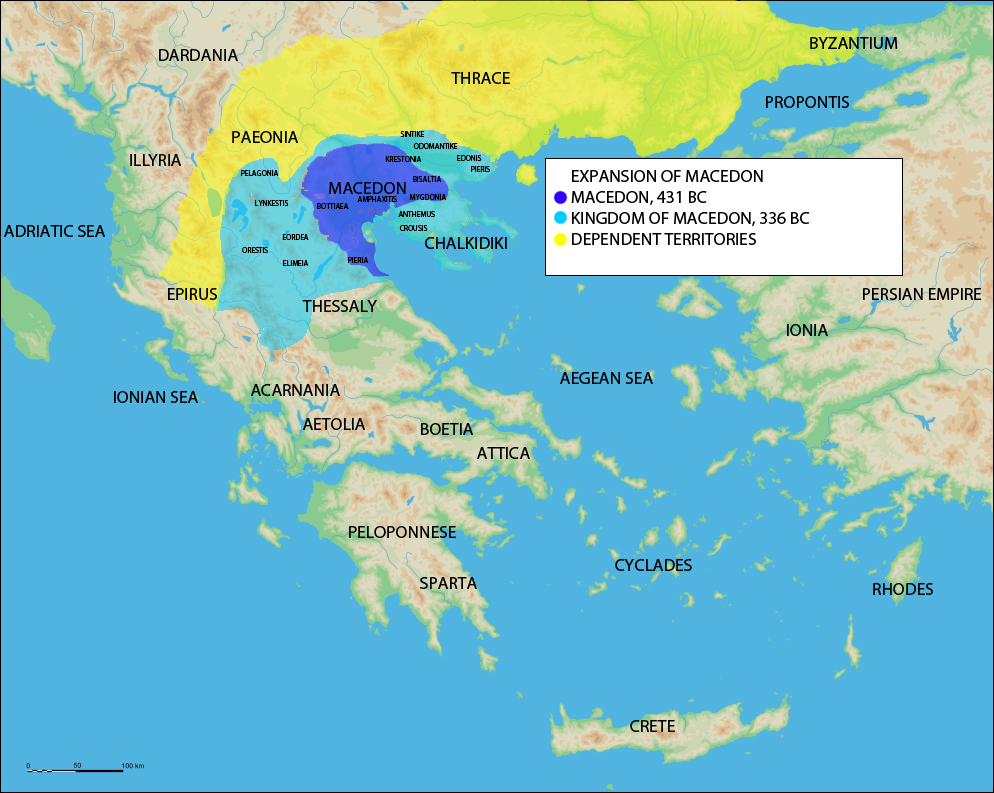 an overview of the hellenistic era in the history of macedonian territory Alexander the great philip remodeled the macedonian the reign of alexander the great signaled the beginning of a new era in history known as the hellenistic.