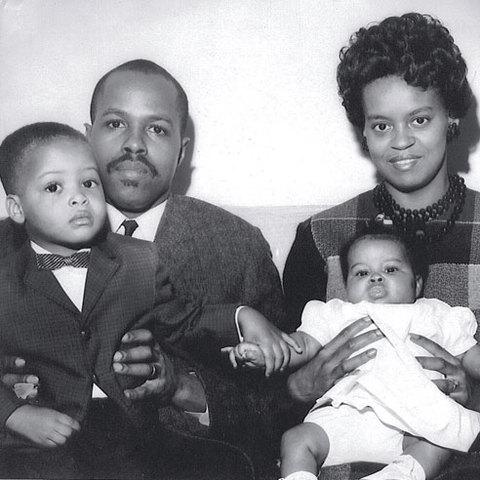 Michelle Obama's Father