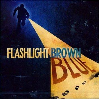 Flashlight Brown - Blue