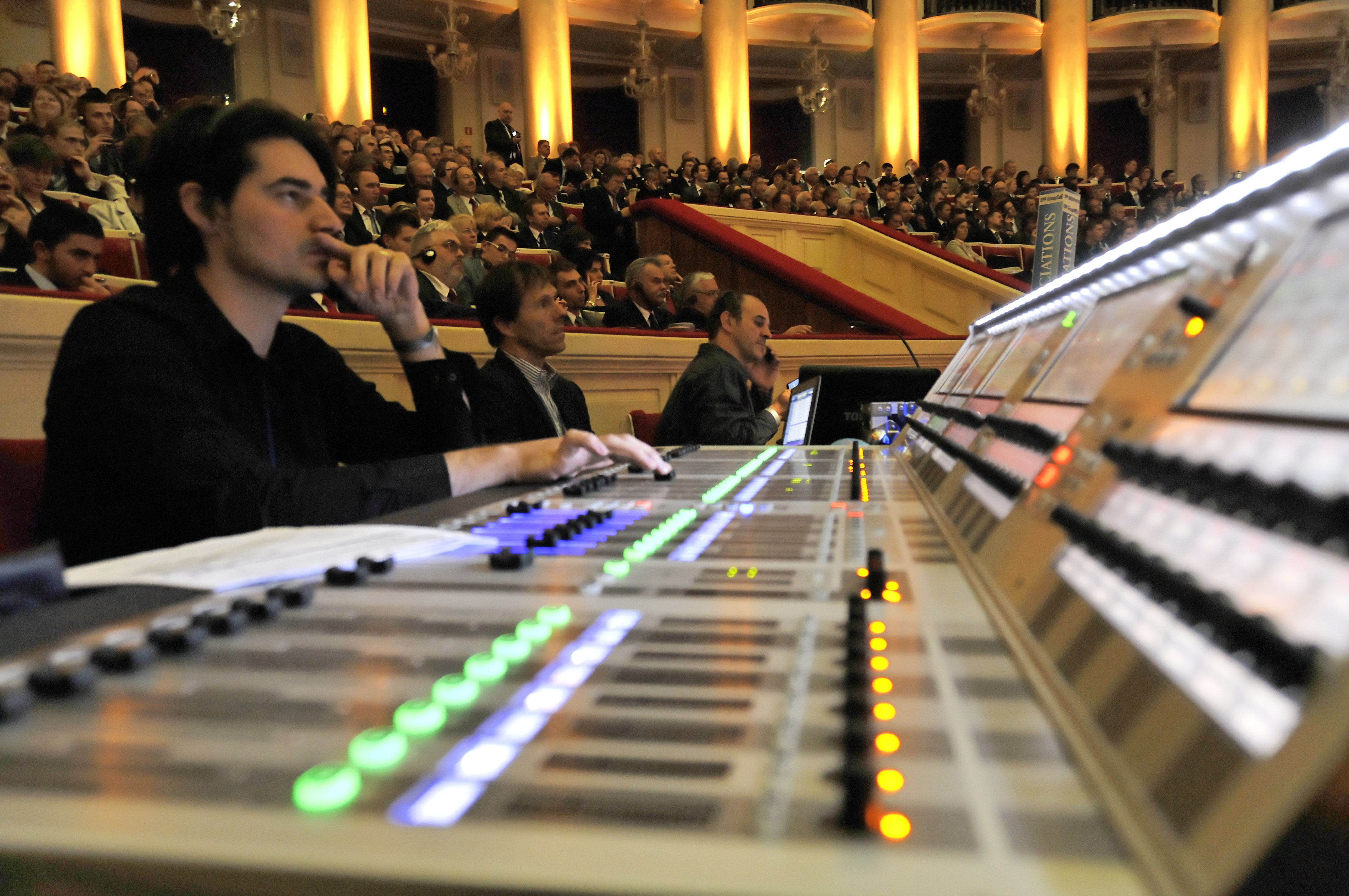 professional guidelines for elementary audio engineer