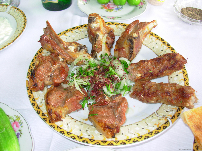 Азербайджанская кухня выпечка с фото