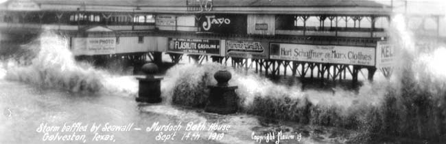 1919 Florida Keys hurricane