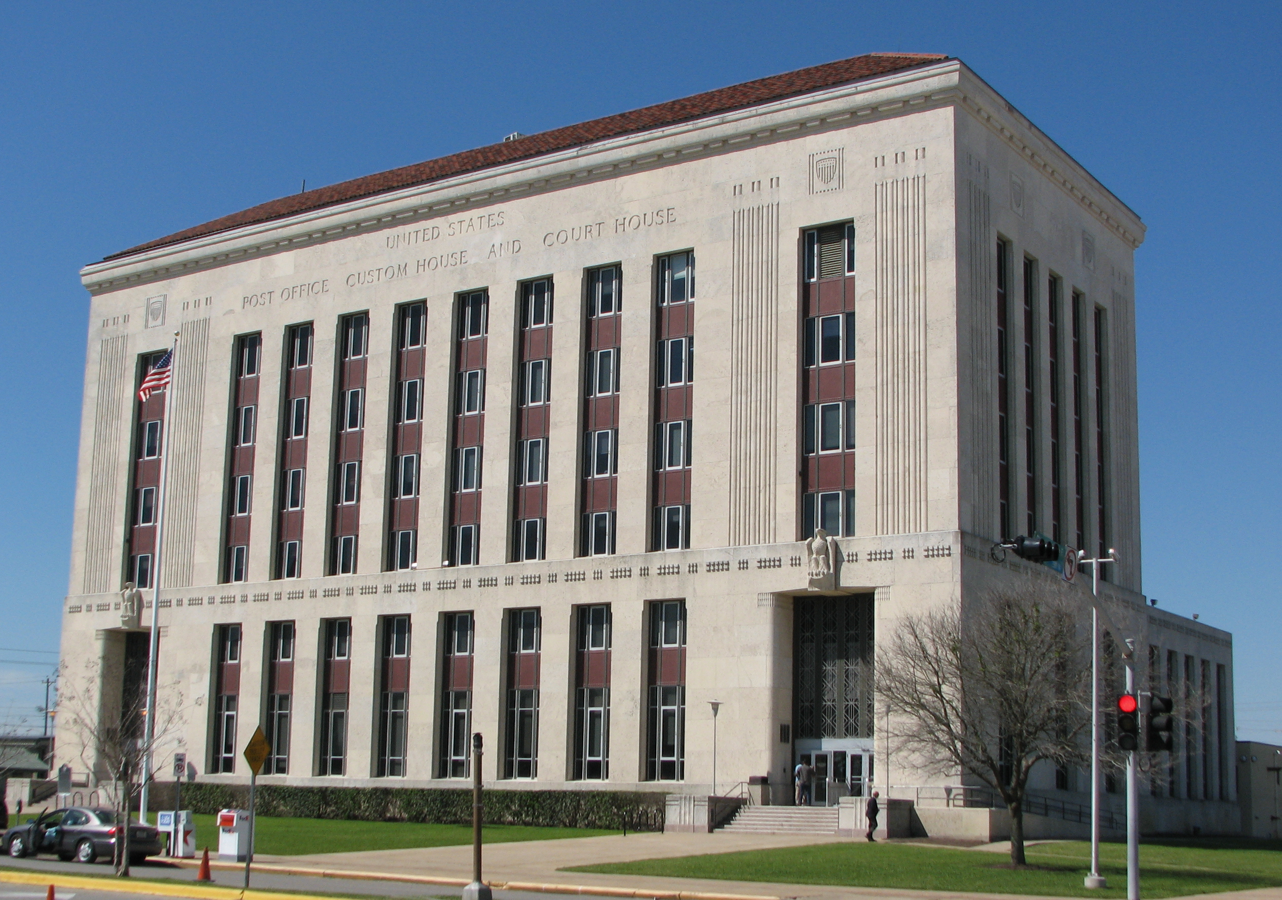 Federal Building Services : United states postal service