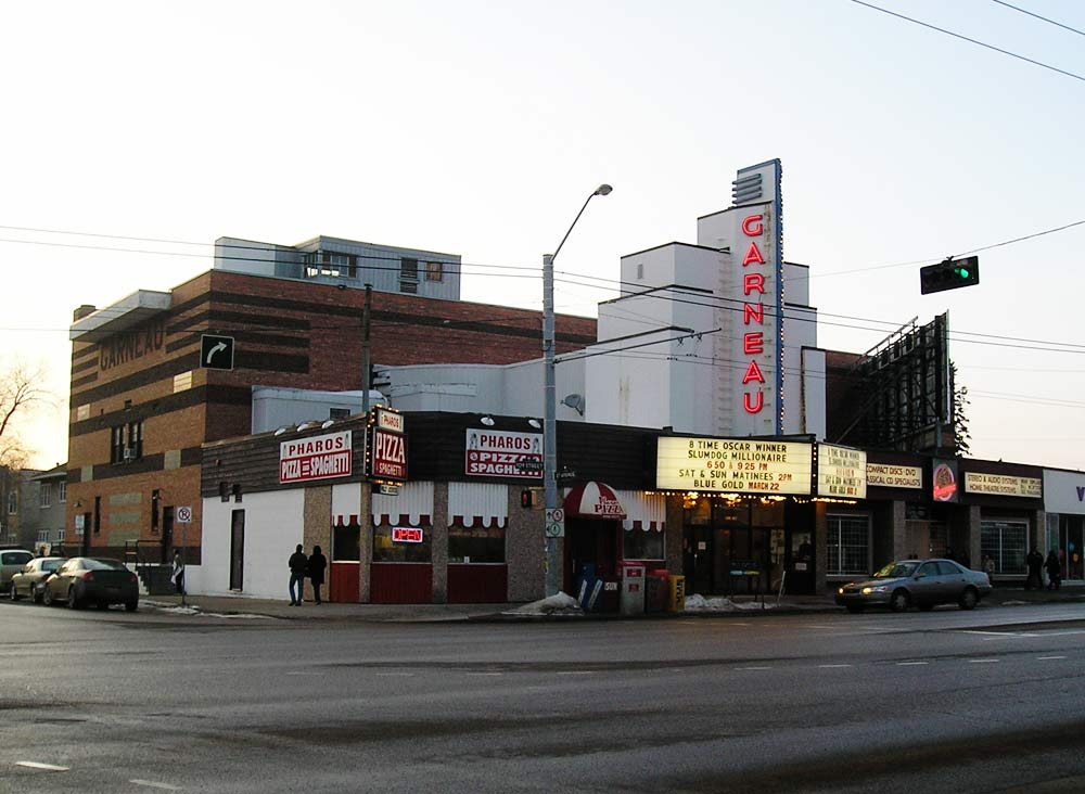 Movie Edmonton City Centre