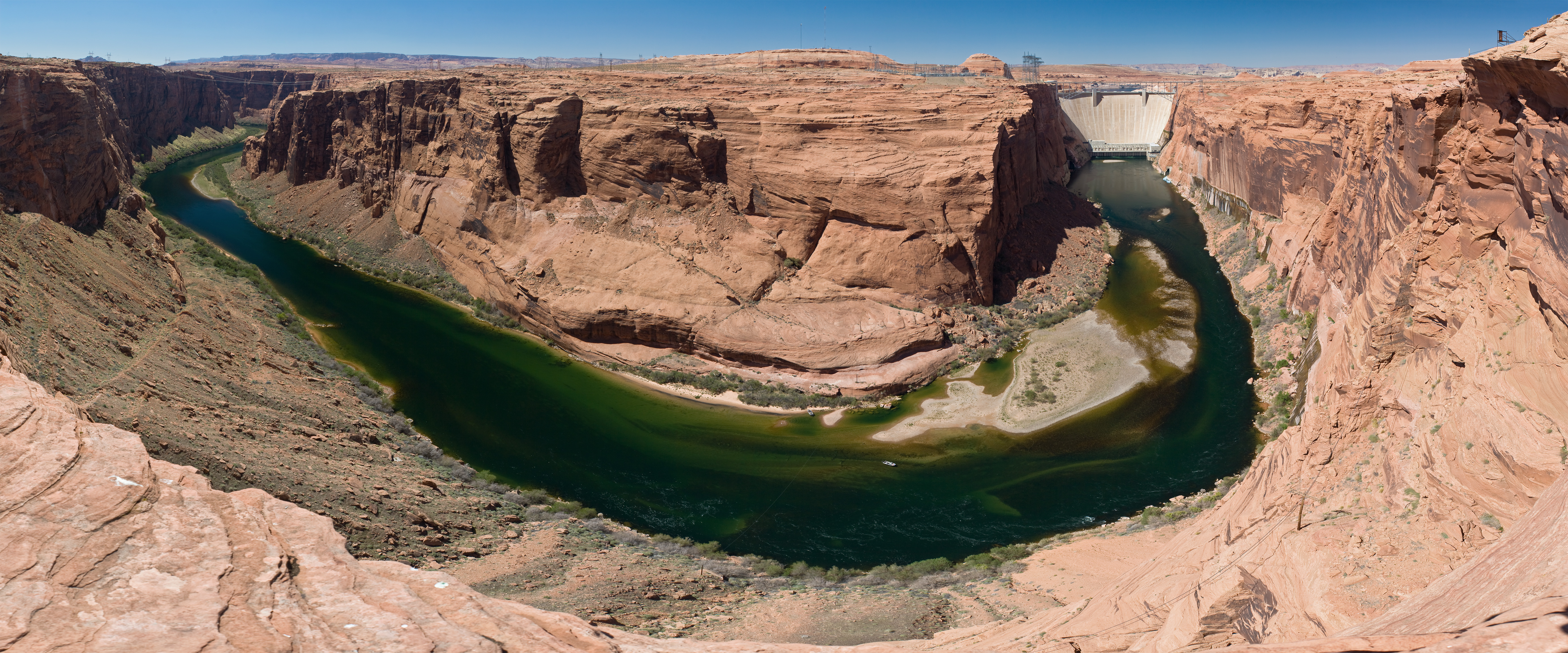 an analysis of the environmental concerns in glen canyon dam project Ex post power economic analysis of record of decision operational restrictions at glen canyon dam by  colorado river storage project, arizona, final environmental.
