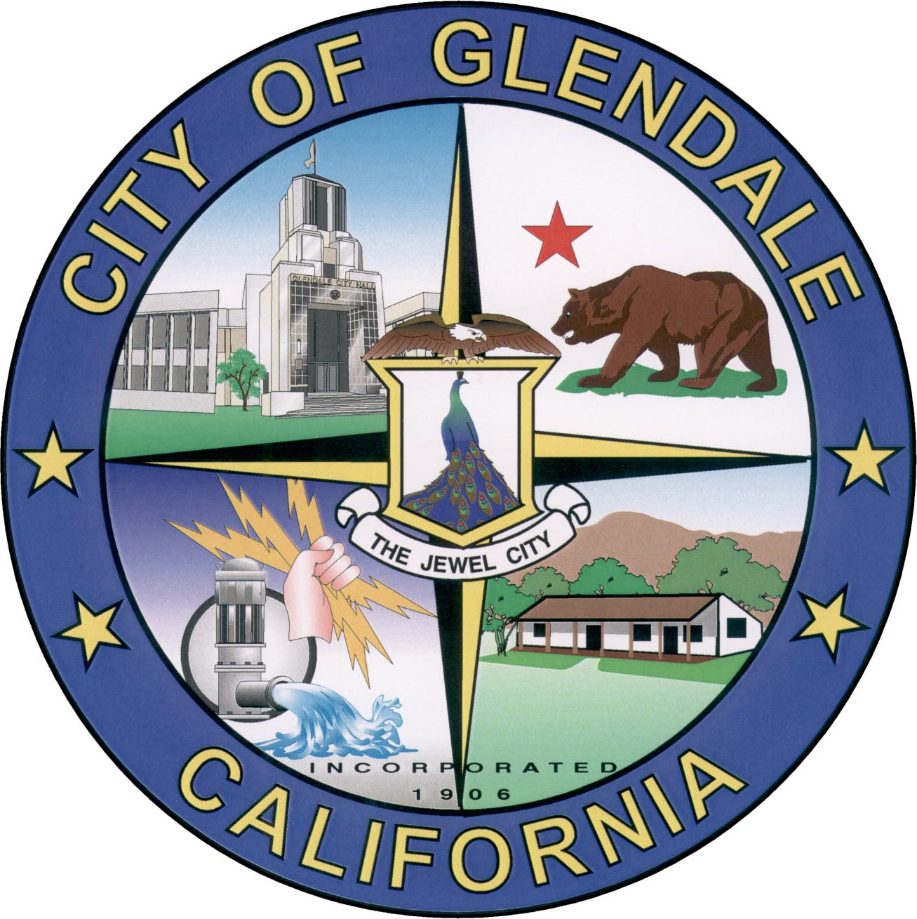 Glendale california for The glendale