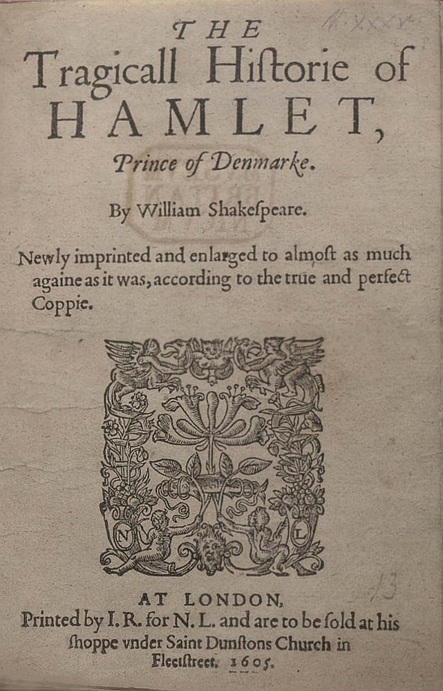 an analysis of the character death in hamlet a play by william shakespeare