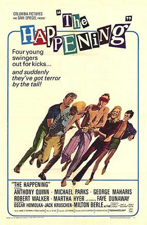 The Happening 1967 film  Wikipedia