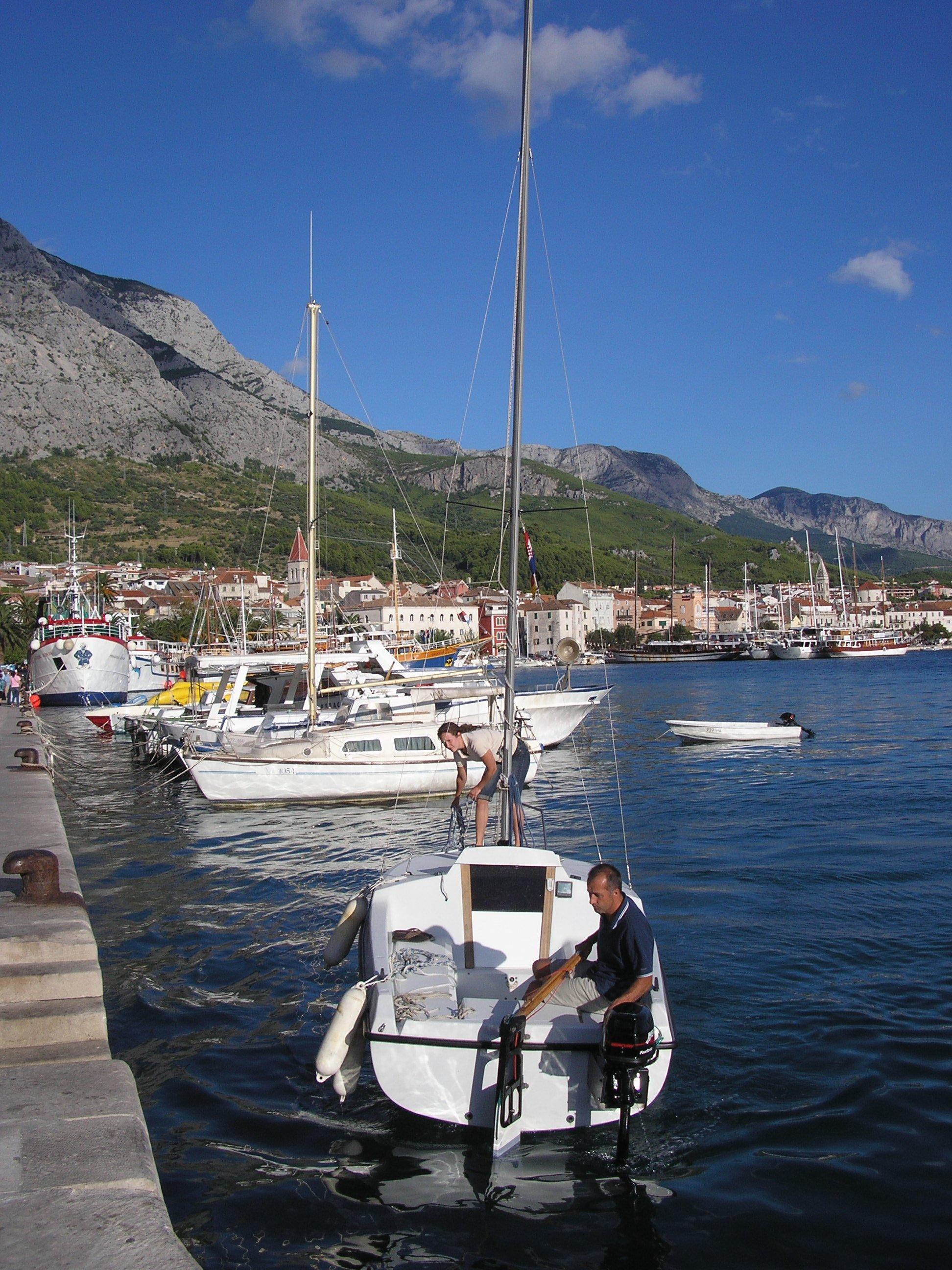 рыбалка в хорватии макарска