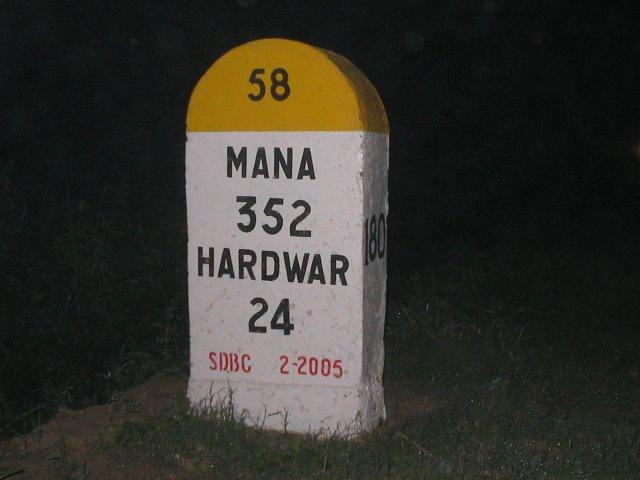 Suite hippies - Page 3 Haridwar_Holy_Ganges_En_Route_Milestone