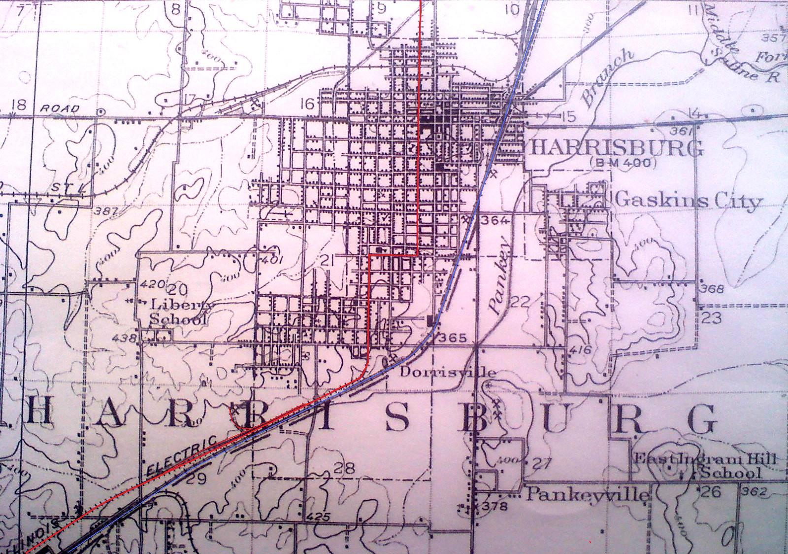 Harrisburg Illinois