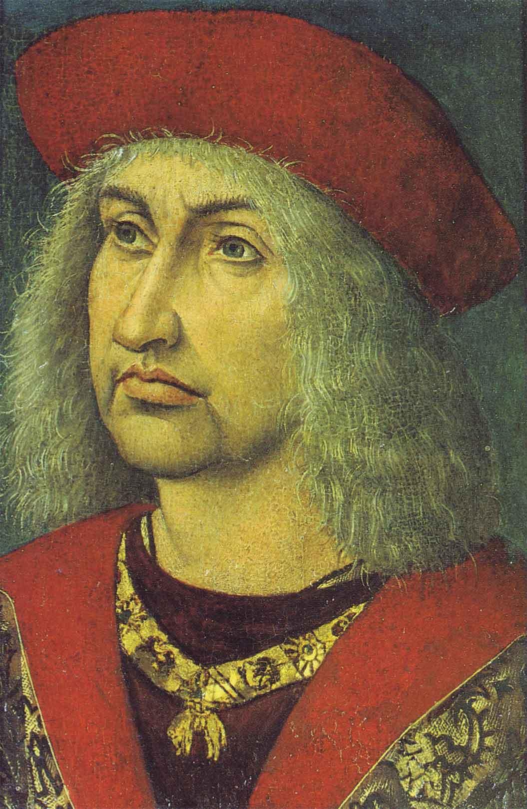 George duke of saxony for Albrecht hesse