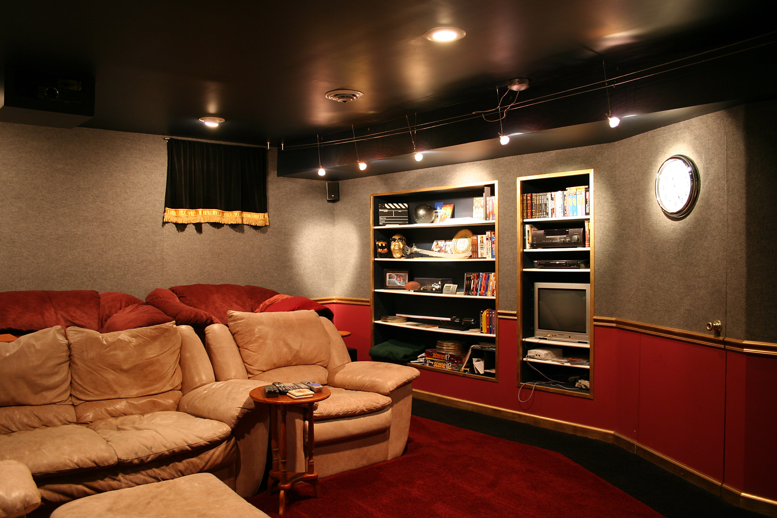 Top Home Theater Room 2500 x 1667 · 820 kB · jpeg