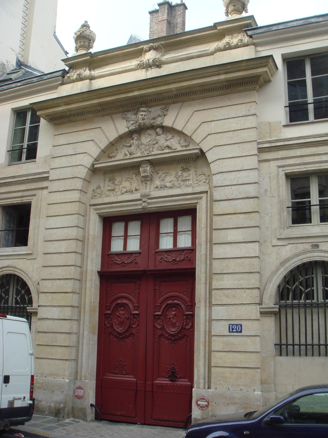 Fran ois ren de chateaubriand - Poltrona frau rue du bac ...