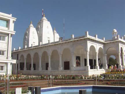 Ujjain Temple India Temple Iskcon Ujjain