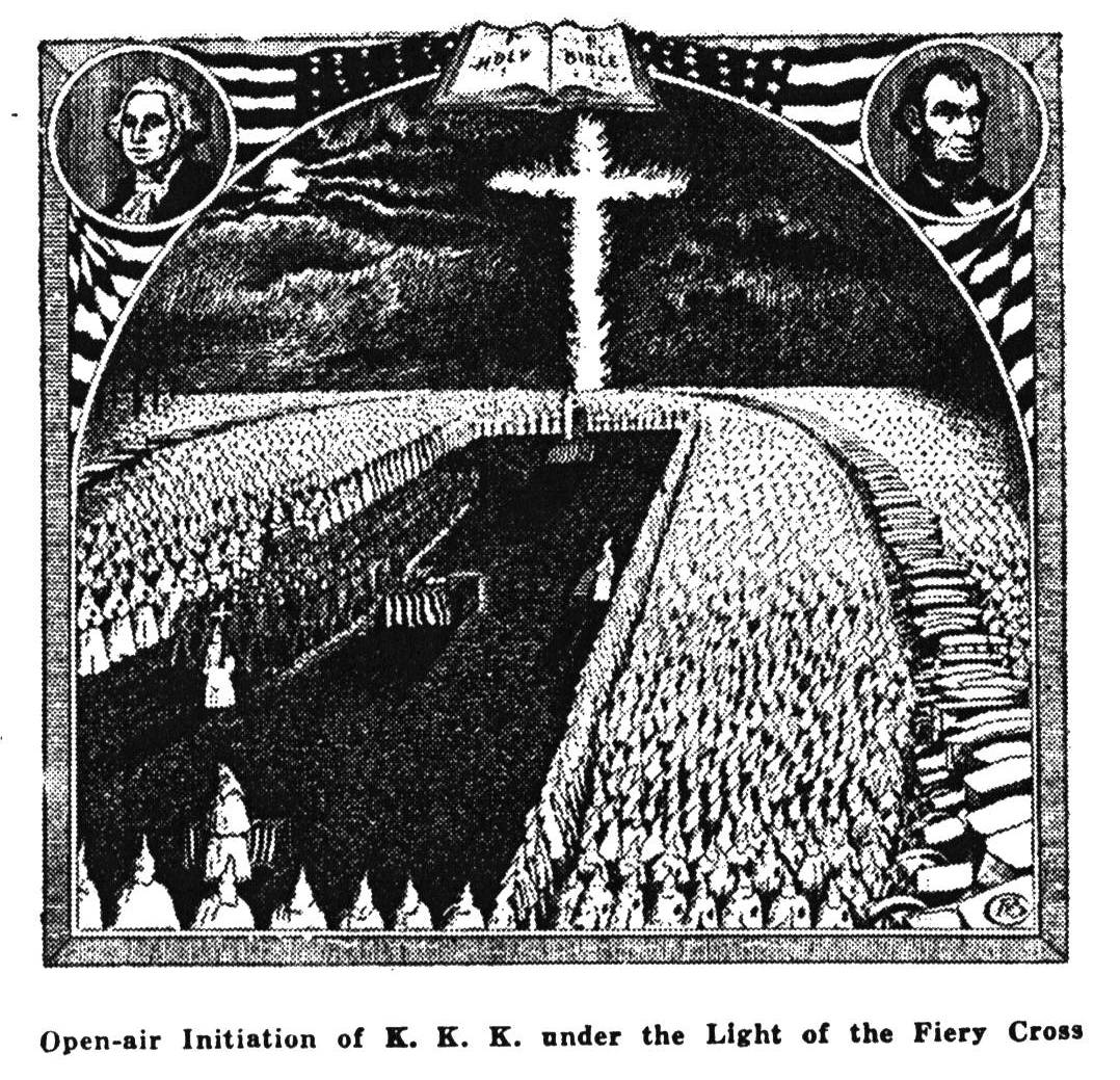a history of the ku klux klan and a description of their beliefs and works The paper relates that ironically the ku klux klan bases their beliefs on christianity and some of the larger kkk organizations currently in operation include the church of the american knights of the kkk.