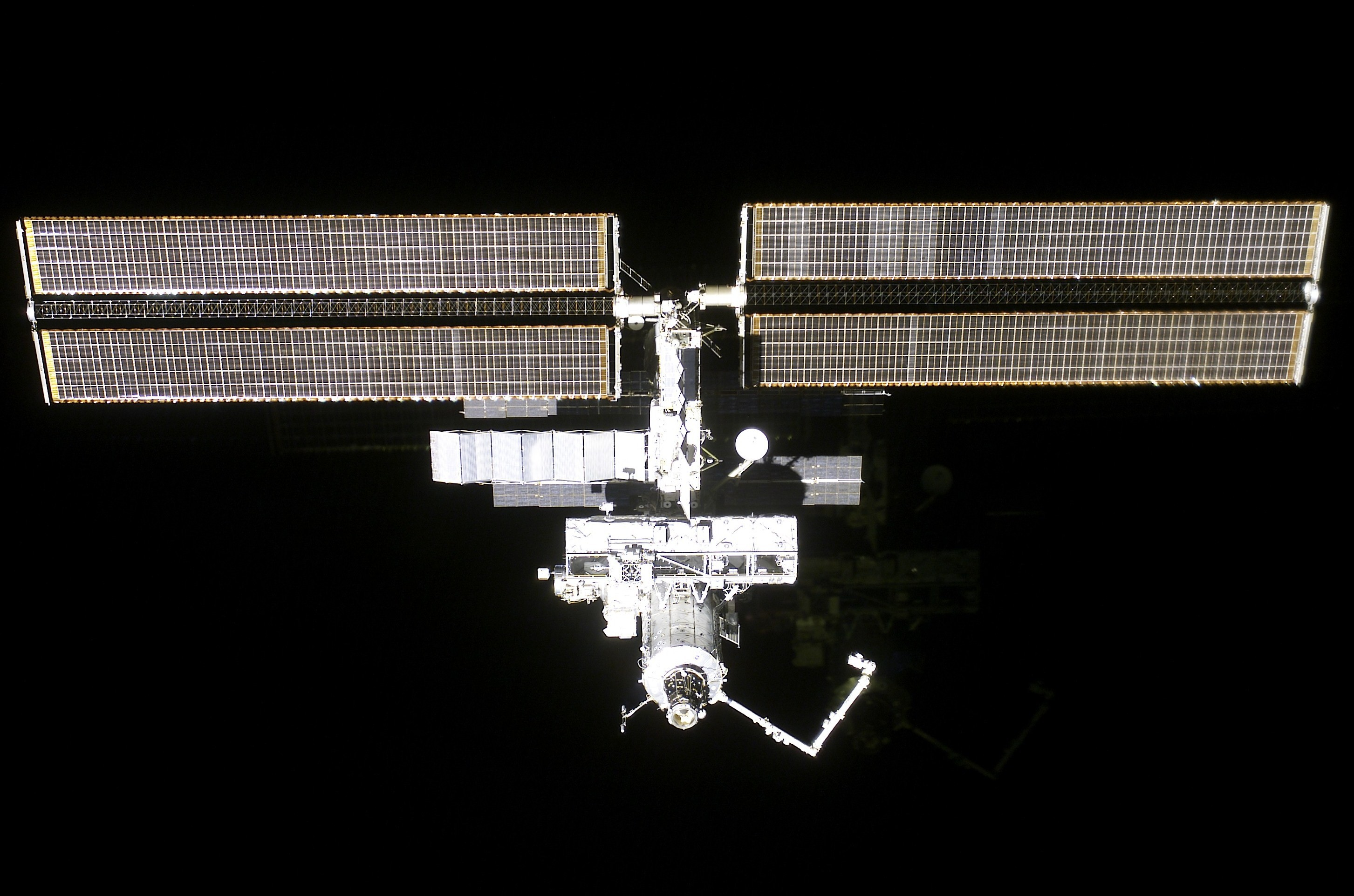 Assembly of the International Space Station