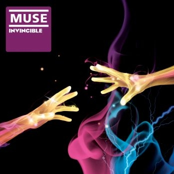 """Invincible"" is a song by British rock band Muse"
