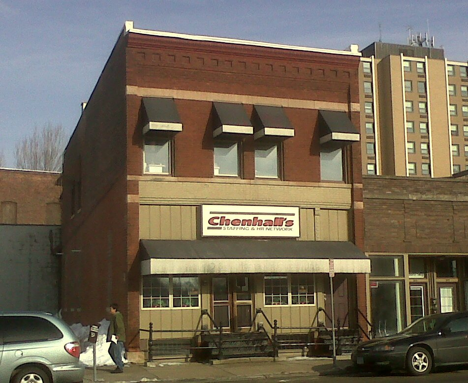 Schauder Hotel - National Register of Historic Places listings in Downtown ...