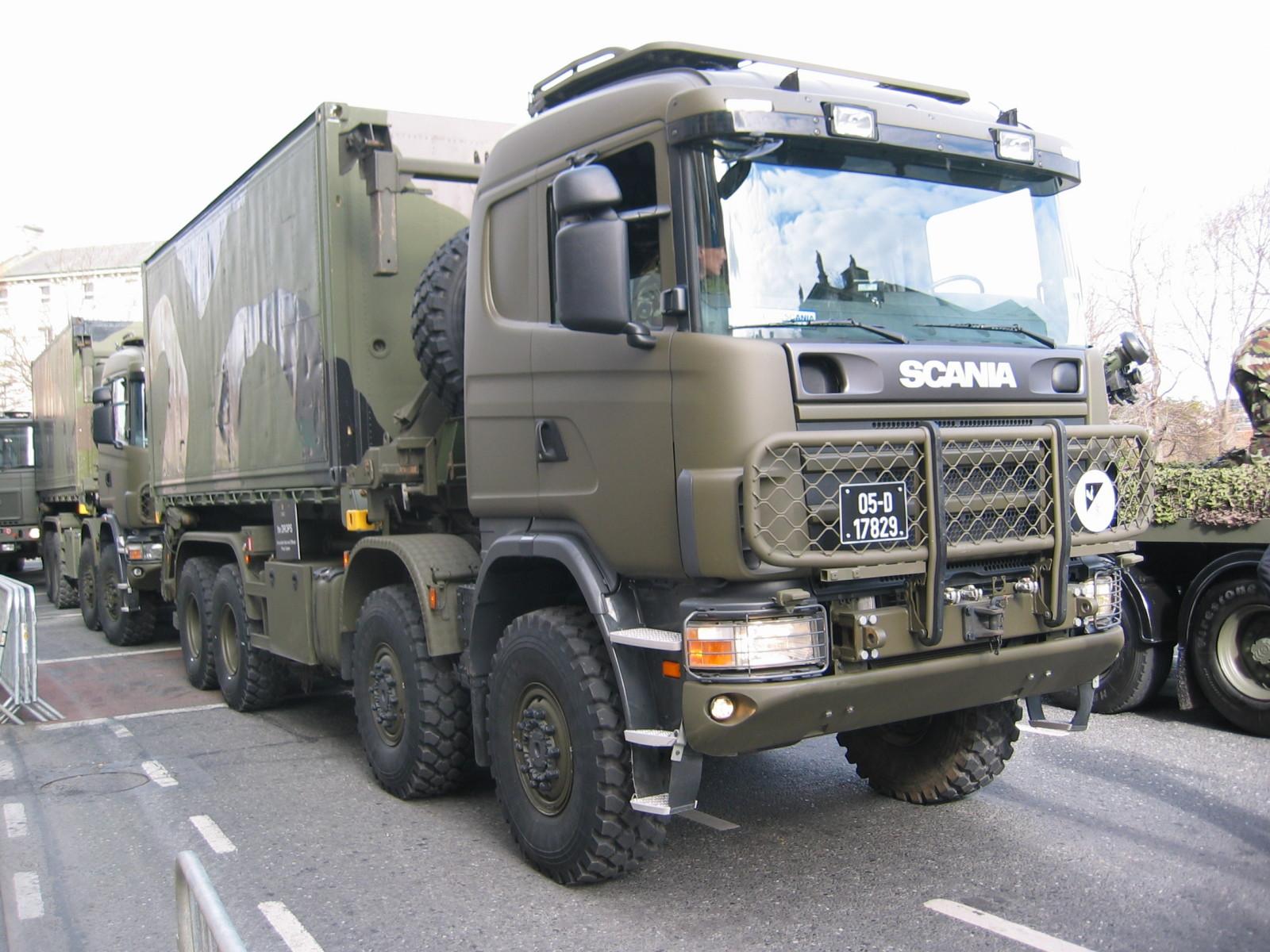 Modern Vehicles Of The Irish Army