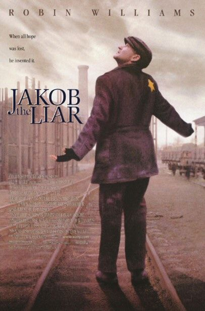 an analysis of the movie jacob the liar by peter kassovitz The liar (dir peter kassovitz, 1999) – like frank beyer's 1974 film, based on the novel by jurek becker – shows that jakob's real secret is a young girl who escaped a transport train and whom he, as a form of individual in order to analyze frank beyer's holocaust films, it is also necessary to understand events in germany.