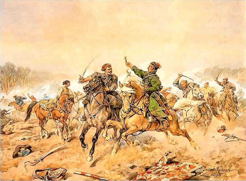 Kazimierz Potocki Wikipedia: Russo–Polish War (1654–67